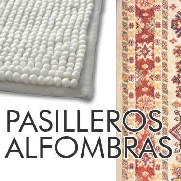 alfombras, pasilleros, felpudos,