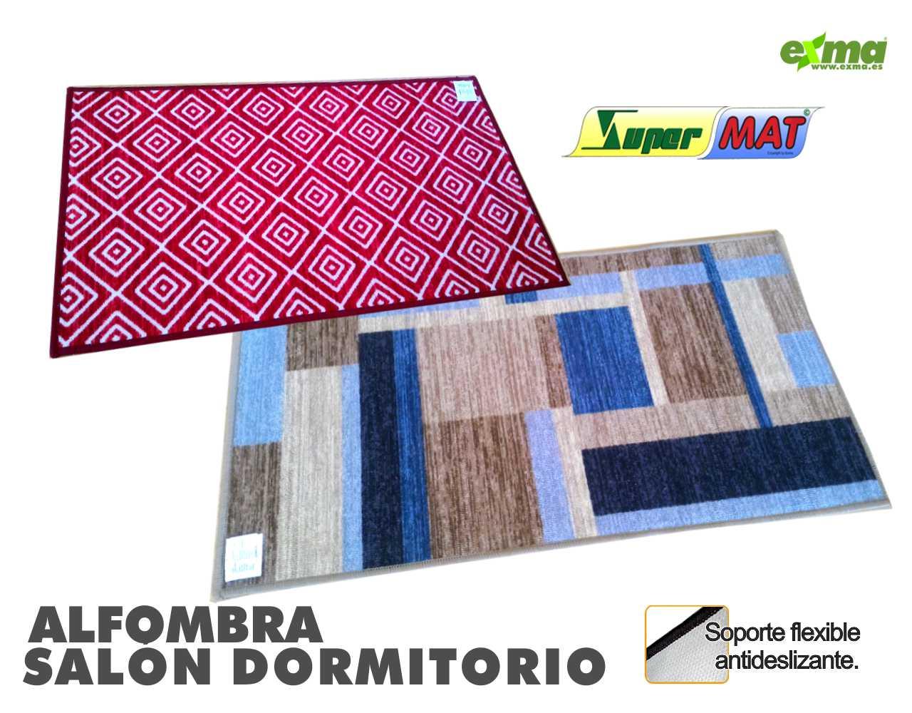 alfombra salon dormitorio cocina