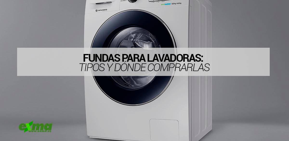 funda de lavadora