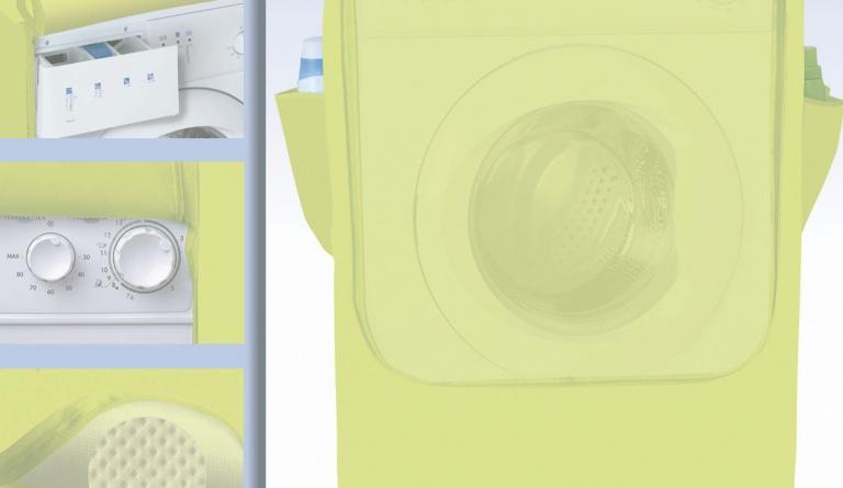 poner funda de lavadora