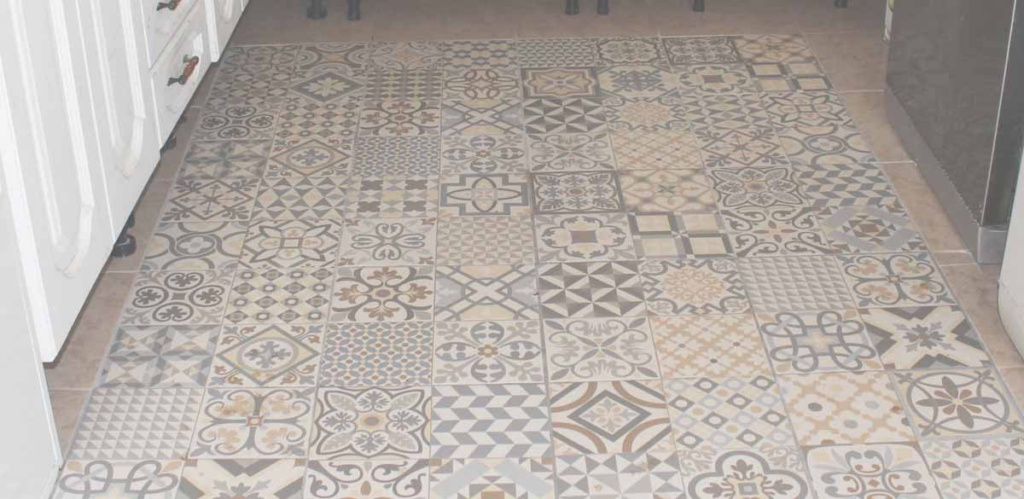 alfombra baldosas