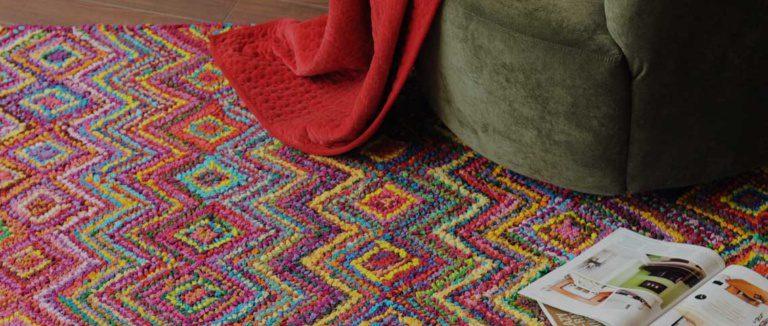 alfombras para decorar tu casa