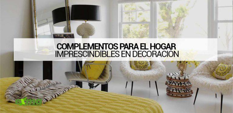 complementos para el hogar ideas para decorar tu casa con