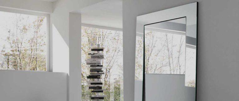 espejos para crear efectos decorativos en el hogar