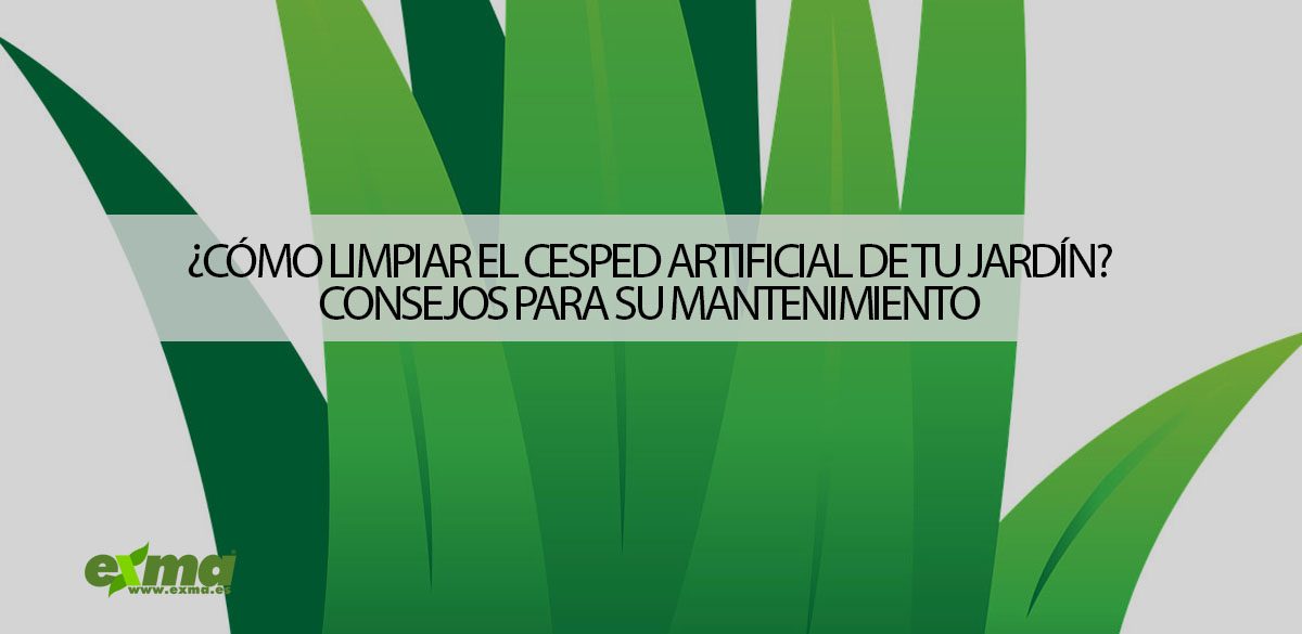 Como limpìar césped artificial