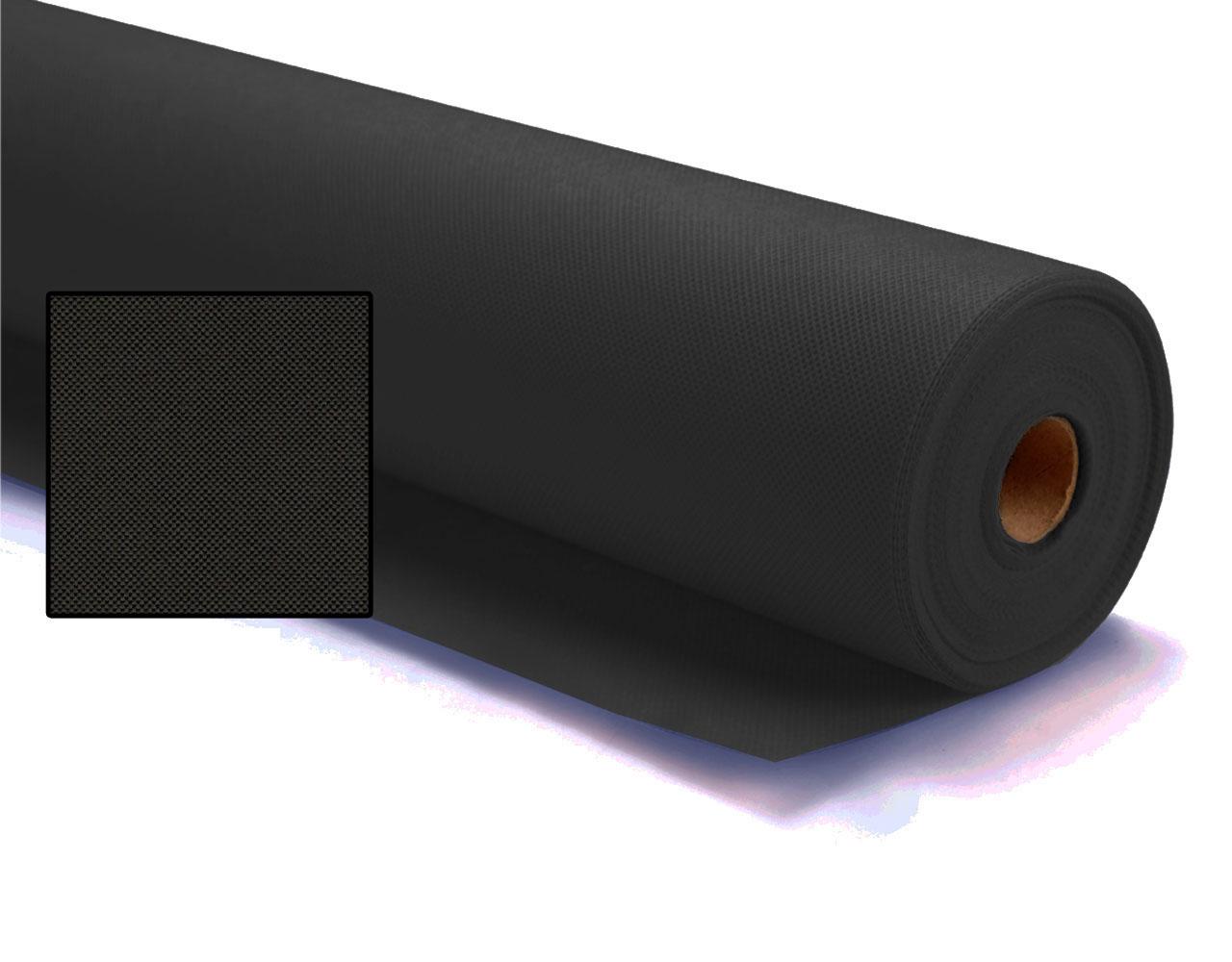 Tela sin Tejer no tejido Negro 1053012