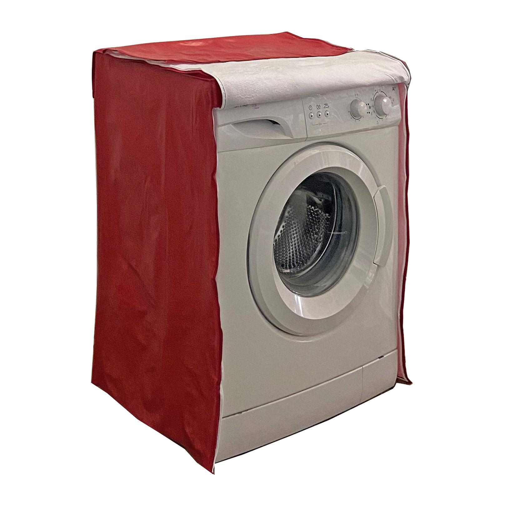 funda lavadora ROJA