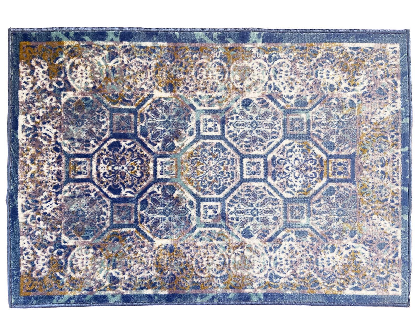 alfombra decoración suave dormitorio entrada Perssa 50x75