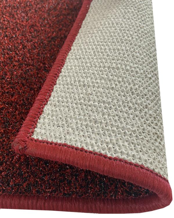 felpudo de colores goma textil