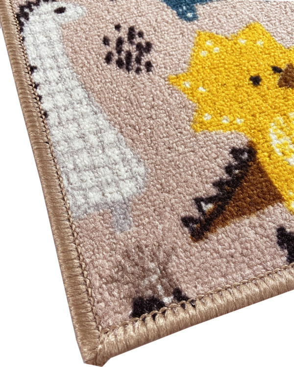 alfombra infantil dinosaurio antideslizante barata exma