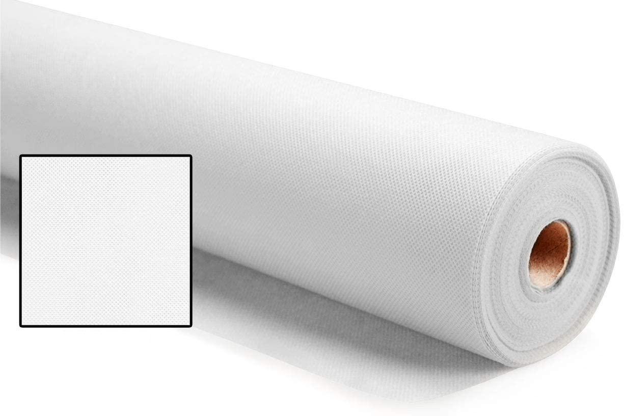 Tela sin Tejer no tejido Blanco [70gr] [Ancho 160 cms]